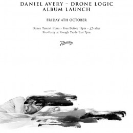 daniel avery album launch
