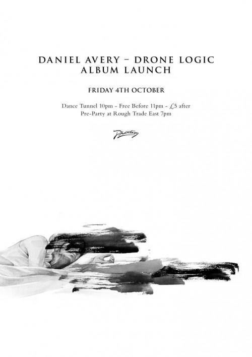 daniel avery album launch