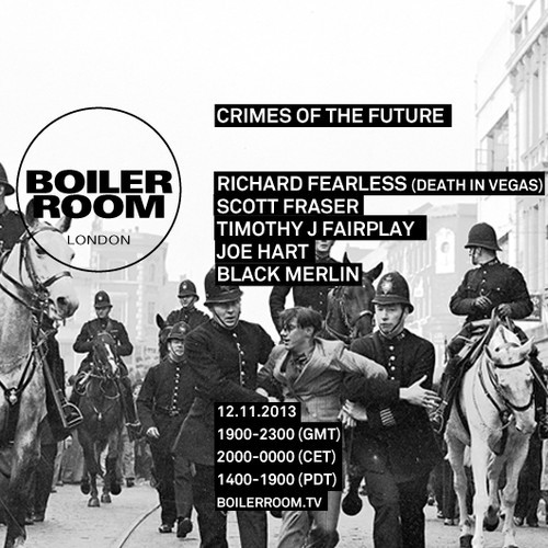 richard fearless boiler room