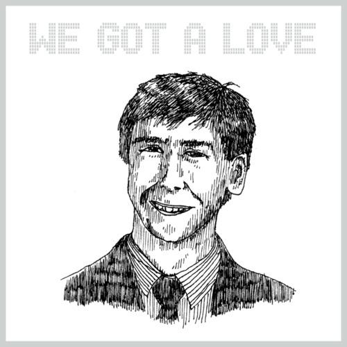 we got a love shit robot