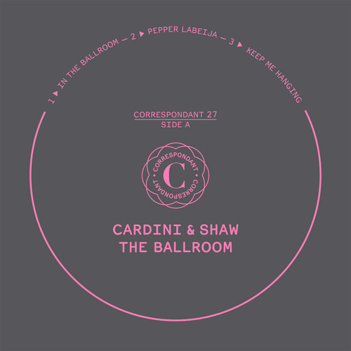 Cardini and Shaw - The Ballroom