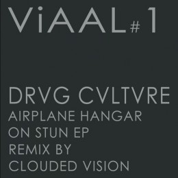 Drvg Cvltvre - Airplane Hangar On Stun EP