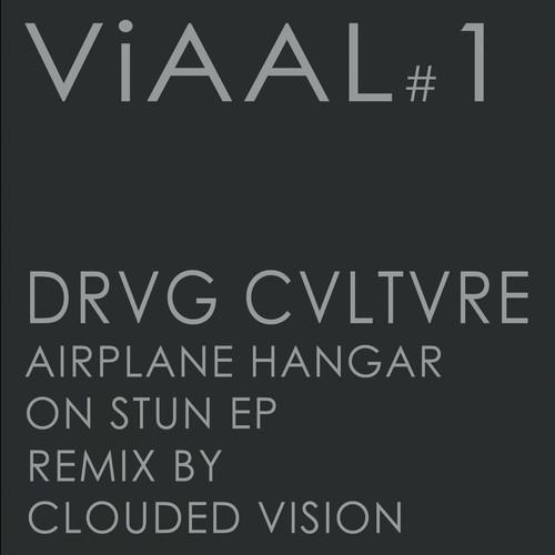 Drvg Cvltvre - Airplane Hangar On Stun EP