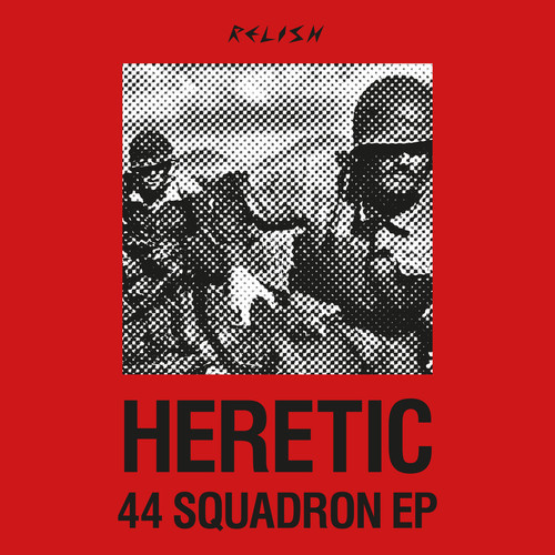 44 Squadron EP - Heretic