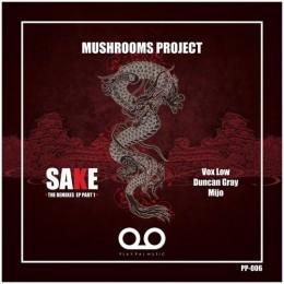 Mushroom Project - Sake