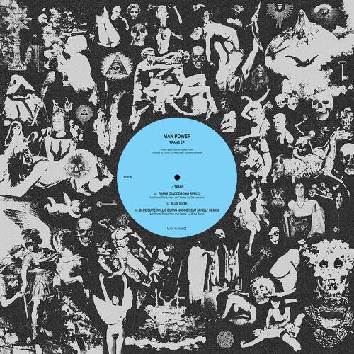 Man Power - Trans EP