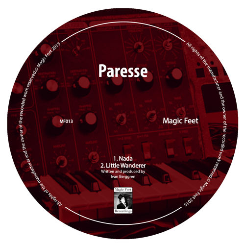 Paresse and Markus Gibb