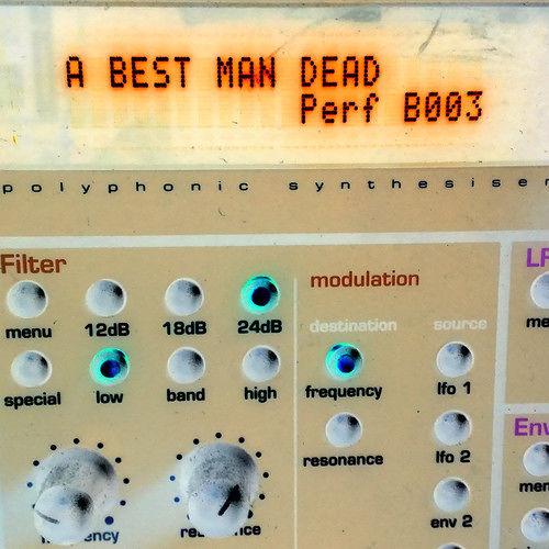 A Best Man Dead - DBR Guest Mix