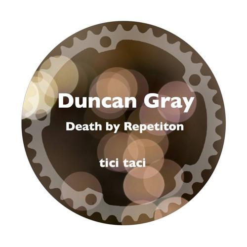 Duncan Gray - DBR mix