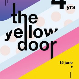 The Yellow Door 4 years